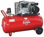 Компрессор масляный ELITECH КР 100/АВ360/2.2, 100 л, 2.2 кВт