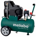 Компрессор безмасляный Metabo Basic 250-24 W OF, 24 л, 1.5 кВт