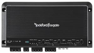 Автомобильный усилитель Rockford Fosgate R600X5