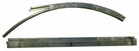 Дополнительная секция Метаком Дачница-Стандарт 210х300см