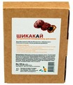 Твердый шампунь-кондиционер Мыльные Орехи Шикакай порошок Acacia Concinna, 100 гр