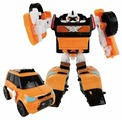 Трансформер YOUNG TOYS Tobot Mini X Приключения 301044