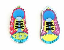 Шнуровка Мастер игрушек Обувь (IG0073)