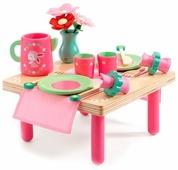 Набор посуды DJECO Лили Роз 06631
