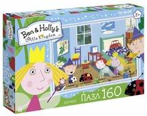 Пазл Origami Ben & Holly's Little Kingdom Давай играть (02862), 160 дет.