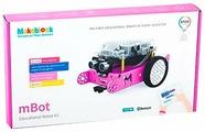Электронный конструктор Makeblock Mechanical Kit 90107 Розовый робот 1.1