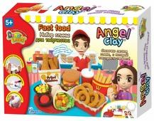 Полимерная глина Angel Clay Fast food (AA10101)