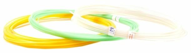 ABS-F пруток UNID 1.75 мм 3 цвета