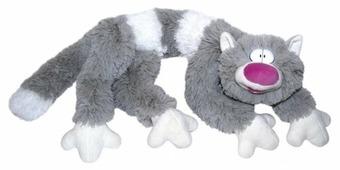 Мягкая игрушка Fancy Кот Бекон 20 см