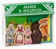 Кубики Томик Маша и медведь 4534-9