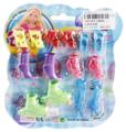 Shantou Gepai Набор обуви для кукол 23 - 29 см CH868, 7 пар