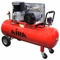 Компрессор масляный KIRK K2090Z/270, 270 л, 7.5 кВт