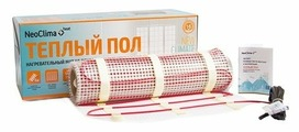 Электрический теплый пол NeoClima N-TM 600/4.0