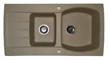 Врезная кухонная мойка БелЭворс MASTER 92.6х48.5см полимер