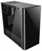 Компьютерный корпус Thermaltake View 21 TG CA-1I3-00M1WN-00 Black