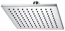 Верхний душ встраиваемый Frap F28-3 хром