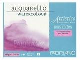 Альбом для акварели Fabriano Artistico Traditional White 45.5 х 30.5 см, 300 г/м², 20 л.