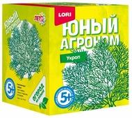 Набор для выращивания LORI Юный агроном. Укроп Р-016