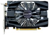 Видеокарта INNO3D GeForce GTX 1060 1506Mhz PCI-E 3.0 3072Mb 8000Mhz 192 bit DVI HDMI HDCP Compact (N1060-6DDN-L5GM)