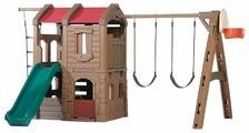 Домик Step2 Adventure Lodge Play Center