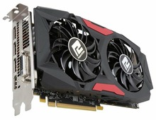 Видеокарта PowerColor Radeon RX 580 1350Mhz PCI-E 3.0 8192Mb 8000Mhz 256 bit DVI HDMI HDCP Red Dragon