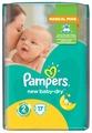 Pampers подгузники New Baby-Dry 2 (3-6 кг) 17 шт.