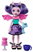 Кукла Monster High Мини-монстрики Фанжелика, 14 см, FCV68