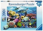 Пазл Ravensburger Морские черепахи (12608), 200 дет.