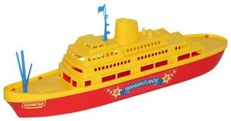 Корабль Полесье Трансатлантик (56382) 46 см