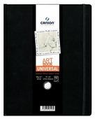 Скетчбук Canson Universal Art Book 42 х 29.7 см (A3), 96 г/м², 112 л.