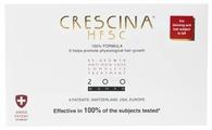 Crescina Ампулы комплекс для женщин, дозировка 200: умеренное выпадение волос