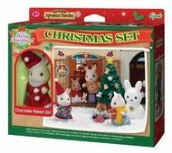 Игровой набор Sylvanian Families Рождественский праздник 2225