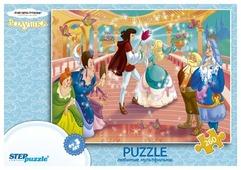 Пазл Step puzzle Союзмультфильм Золушка (74036), 260 дет.