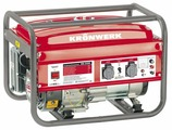Бензиновый генератор Kronwerk KB 2500 (2200 Вт)