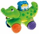 Каталка-игрушка Fisher-Price Крокодил (N8161) со звуковыми эффектами