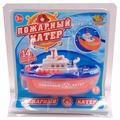 """Игрушка для ванной ABtoys Катер """"Морской патруль"""" (C-00206)"""