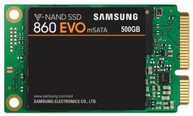 Твердотельный накопитель Samsung MZ-M6E500BW