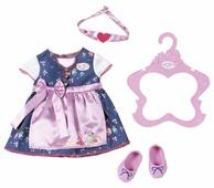 Zapf Creation Платье и обувь для куклы Baby Born 824504