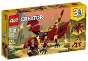 Конструктор LEGO Creator 31073 Мифические существа