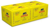 Экструдированный пенополистирол (XPS) URSA XPS N-III 125х60см 100мм 4 шт