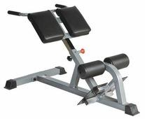 Римский стул, гиперэкстензии профессиональный Hard Man HM-317