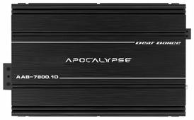 Автомобильный усилитель Alphard Apocalypse AAB-7800.1D