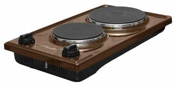 Электрическая плита Лысьва ЭПБ 22 коричневый