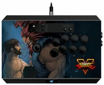 Геймпад Razer Panthera Street Fighter V