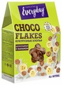 Готовый завтрак Everyday Хлопья кукурузные шоколадные с бананом, коробка