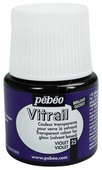 Краски Pebeo Vitrail Фиолетовый 050025 1 цв. (45 мл.)
