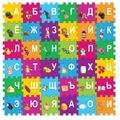 Коврик-пазл Играем вместе Алфавит Маша и Медведь (FS-ABC-03-MM)