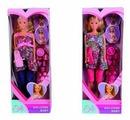 Simba Кукла Steffi Love Штеффи беременная, 29 см, 5734000, в ассортименте