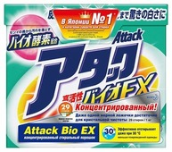 Стиральный порошок Attack Bio EX