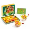 Набор продуктов с посудой DJECO Паста Пэт и Бэна 06535/17